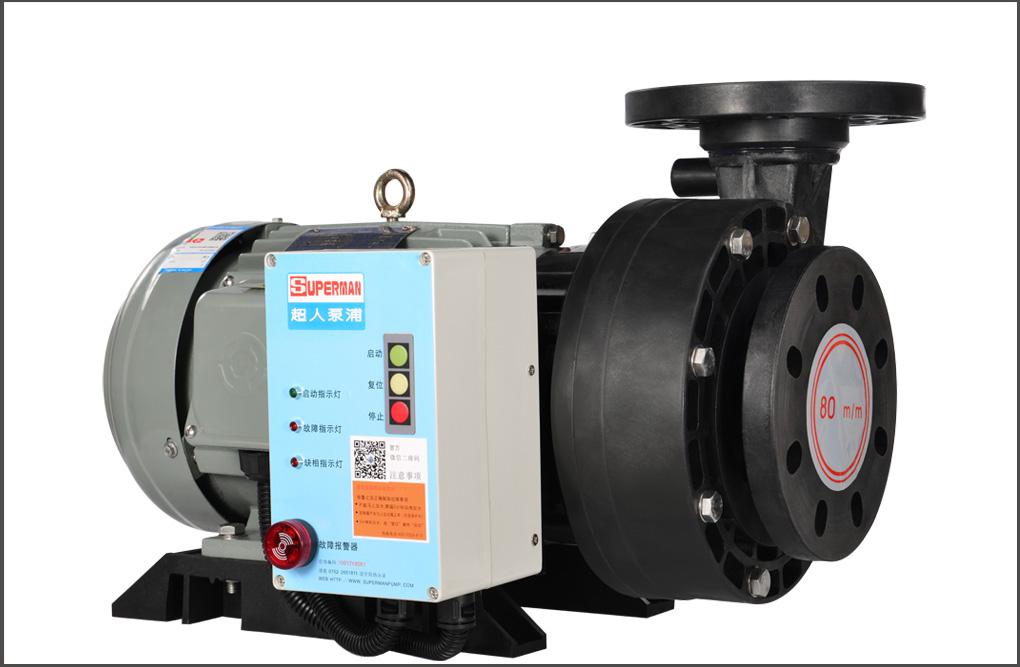 SGM型同轴耐酸碱泵浦产品实拍图